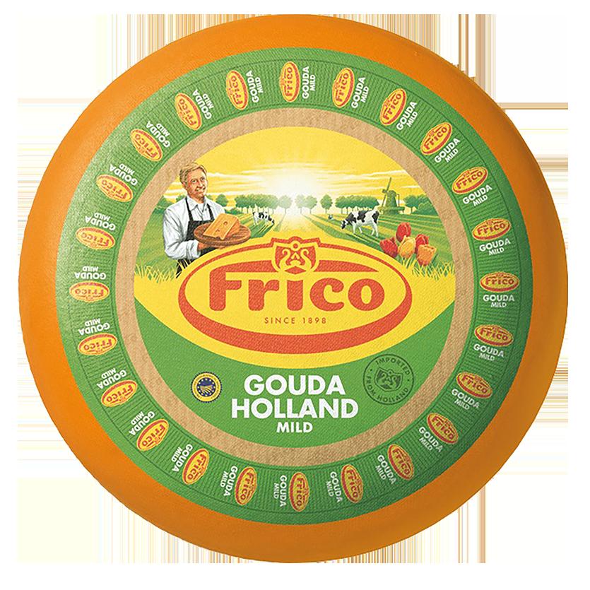 "SER GOUDA ""FRICO"" (krąg 12 kg)"