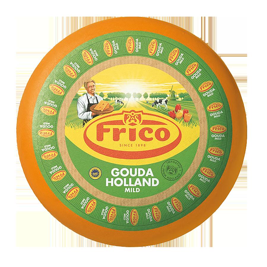 "SER GOUDA ""FRICO"" (krąg 4,5kg)"