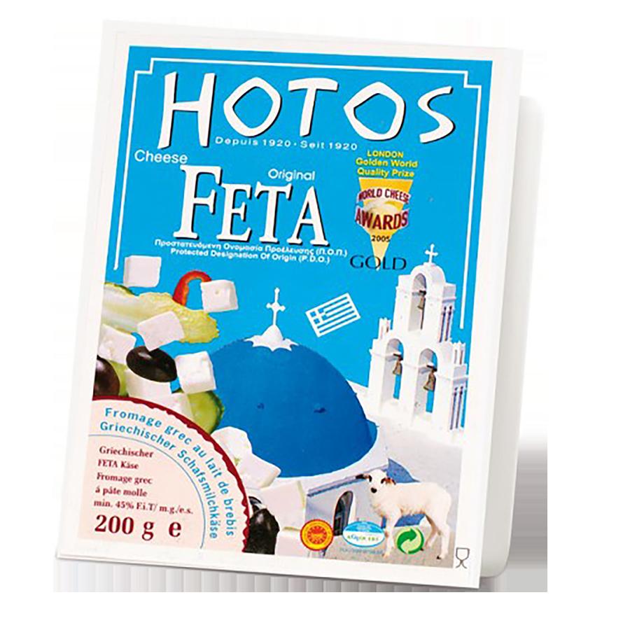 SER HOTOS FETA GRECKA PDO