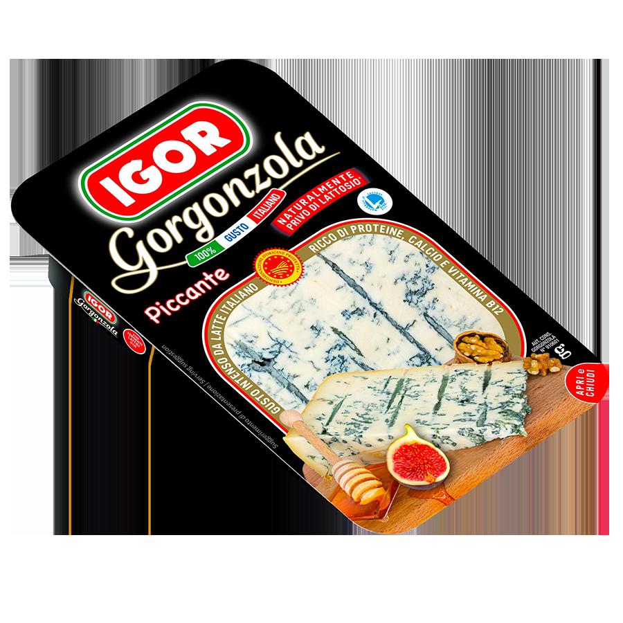 SER IGOR GORGONZOLA PICCANTE (porcja)