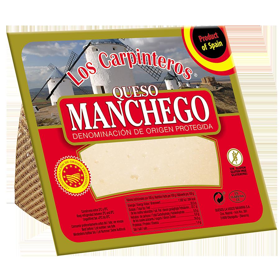 SER MANCHEGO (porcja)