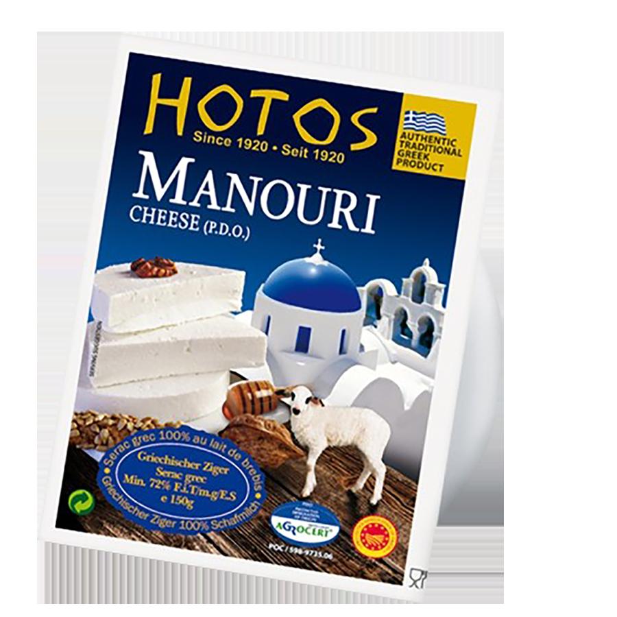SER HOTOS MANOURI PDO (porcja)