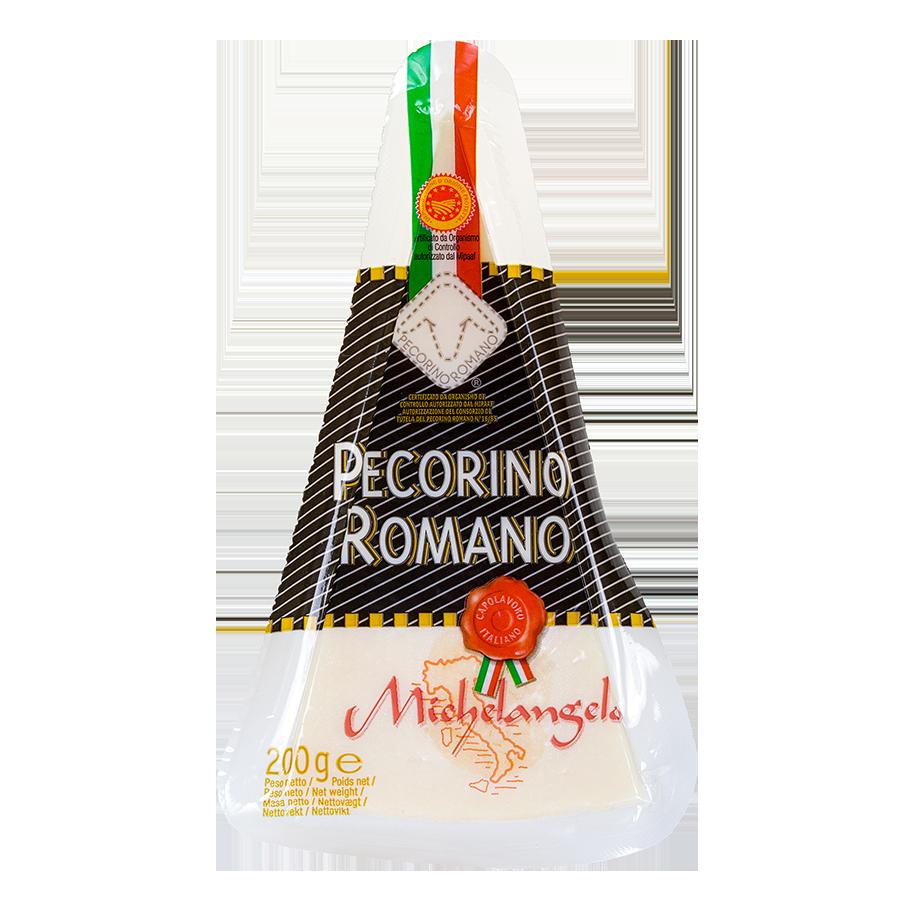 SER MICHELANGELO PECORINO ROMANO (porcja)